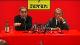 """10/09/2014 - Ferrari, Montezemolo: """"Non abbiamo una macchina competitiva"""""""