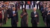 11/09/2014 - 13mo anniversario Torri Gemelle, cerimonie negli Usa