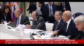 Vertice Ecofin, crescita e riforme strutturali nel dibattito