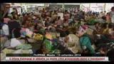 15/09/2014 - Filippine, il tifone Kalmaegi si abbatte su molte città