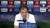Juve in Champions, Allegri: non sarà facile