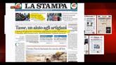 Rassegna stampa nazionale (16.09.2014)