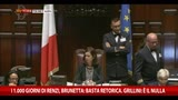 Renzi, i 1000 giorni e le critiche dell'opposizione