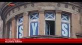 16/09/2014 - Glasgow roccaforte del si, ma gli indecisi valgono il 7%
