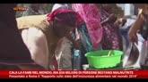 Cala la fame nel mondo, ma 850mln di persone sono malnutrite