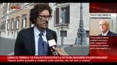 """Consulta, Toninelli: """"Lo stallo è colpa di PD e FI"""""""