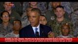 Isis e Iraq, Obama: truppe Usa non avranno missione di terra