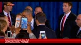 Obama: distruggeremo l'Isis, nessun rifugio per i terroristi
