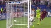 Roma-CSKA Mosca 5-1