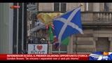18/09/2014 - Scozia, oggi si decide sull'indipendenza dal Regno Unito