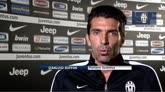 """18/09/2014 - Juve, Buffon: """"Allegri è pignolo ma meno maniacale di Conte"""""""