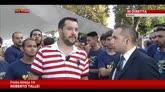 "20/09/2014 - Salvini a SkyTG24: ""Teatrino da CGIL e Renzi"""