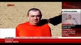 21/09/2014 - Isis, disperato appello della moglie dell'ostaggio inglese
