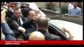 Berlusconi chiude lavori della scuola di formazione FI