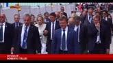 21/09/2014 - Riforma lavoro, Renzi: vado avanti, minoranza Pd casca male