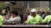 New York, anche Ban ki-Moon, alla marcia per clima