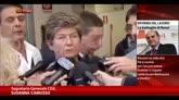 """22/09/2014 - Riforma del lavoro, Camusso: """"Non può creare doppi regimi"""""""