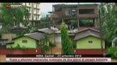 India, frane e alluvioni dopo due giorni di pioggia battente