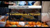24/09/2014 - Fiducia consumatori: a settembre sale a 102 punti