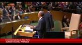 24/09/2014 - Obama, appello all'Onu: lo stato islamico va distrutto