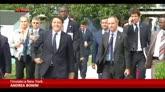 New York, Renzi a imprenditori americani: faremo il Jobs Act