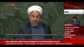 25/09/2014 - Onu, Rohani: obiettivo estremisti è distruggere civiltà