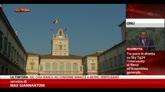 25/09/2014 - Stato-Mafia, Napolitano: nessuna difficoltà a testimoniare