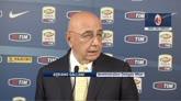 26/09/2014 - Galliani: Milan nettamente più forte