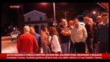 28/09/2014 - Auto sbanda e finisce dentro bar, muoiono 4 ragazzi