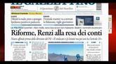 29/09/2014 - Rassegna stampa nazionale (29.09.2014)