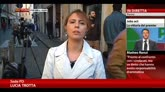 30/09/2014 - Jobs Act, direzione Pd dà via libera a relazione di Renzi