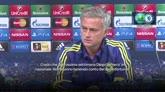 30/09/2014 - Mourinho: penso solo allo Sporting, Diego Costa giocherà