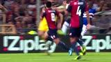 30/09/2014 - Gabbiadini splende sotto la Lanterna, il derby è della Samp