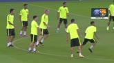30/09/2014 - Barcellona verso il Psg: fuori Masip e Douglas