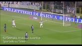 Medel e Vidic fanno affondare la difesa dell'Inter