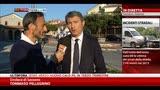 30/09/2014 - Tragedia Sassano, le parole del sindaco Tommaso Pellegrino
