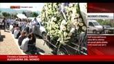 Strage di Sassano, funerali separati per le vittime