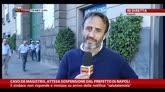 Caso De Magistris, attesa sospensione dal prefetto di Napoli