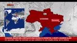 Ucraina, razzo nel cortile di una scuola a Donetsk: 4 morti