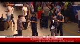 Fiumicino, algerini sfuggono ai controlli dopo atterraggio