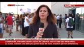 Lampedusa, in corso il convegno con Martin Schulz
