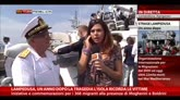 Lampedusa, intervista a Felice Angrisano