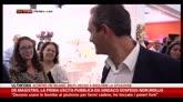 De Magistris, la prima uscita pubblica da sindaco sospeso