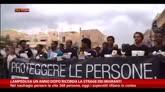 Lampedusa un anno dopo ricorda la strage dei migranti