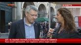 """04/10/2014 - """"Fate il lavoro, non fate la crisi"""", intervista a Landini"""