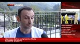 """La storia di Massimo, un """"marziano"""" contro l'ebola"""