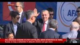 """07/10/2014 - Erdogan: """"Kobane sta per cadere, serve operazione di terra"""""""