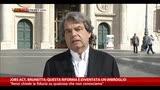 08/10/2014 - Jobs Act, Brunetta: questa riforma è diventata un imbroglio