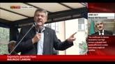 08/10/2014 - Manifestazione FIOM-CGIL, le parole di Maurizio Landini