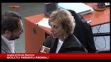 09/10/2014 - Stato-Mafia, no a presenza imputati a deposizione Napolitano